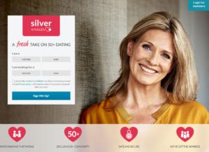 Silversingles.com site