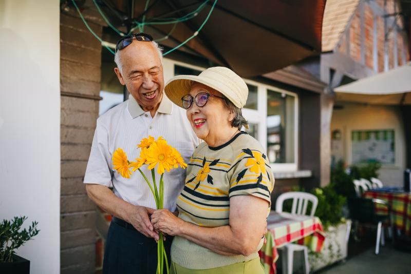 senior date tips