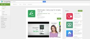 EliteSingles.ca rating by google