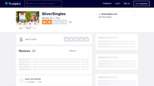 silversingles rating by trustpilot