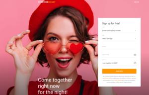 Together2night.com sign up