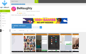 benaughty rating by uptodown