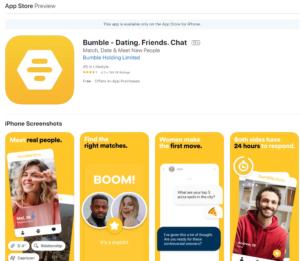 Bumble app review